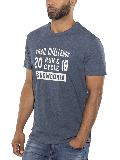Dare 2b Racemaker - T-shirt manches courtes Homme - bleu